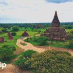 ミャンマー観光。旅本に載ってない、蛇寺の話し。