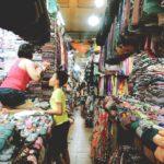 買い物天国!!安く衣類が購入できるホーチミンの市場